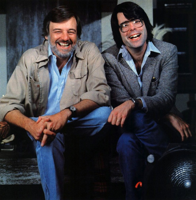 13_George Romero and Stephen King, photograph by Curtis Knapp for Esquire, January 1982.jpg