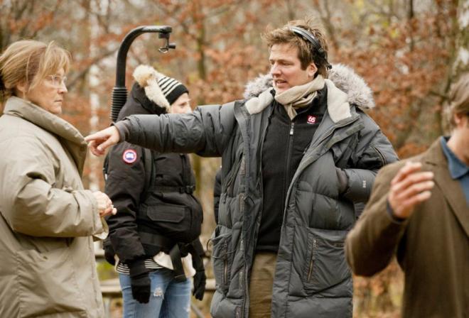 On the set of Jagten,2012 -1