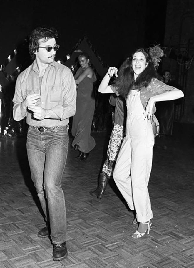 14_Bill Murray & Gilda Radner, Studio 54, 1978..jpg