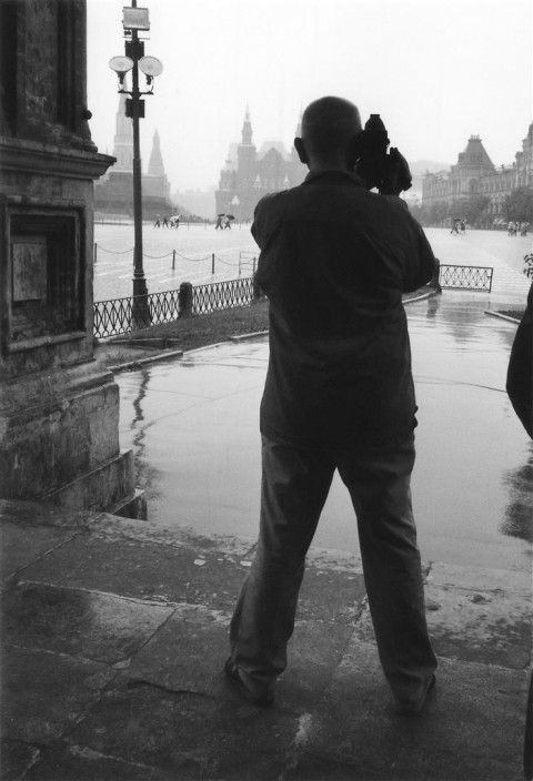 31_Chris Marker, Red Square, Moscow (1970) photo by Costa-Gavras.jpg