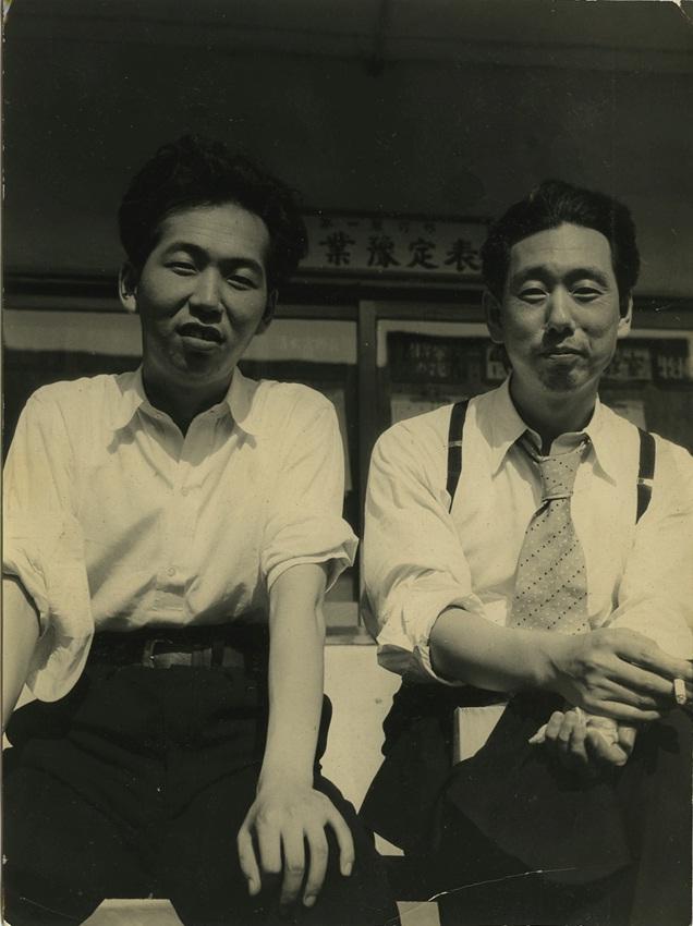 16_Satsuo Yamamoto and Mikio Naruse.jpg