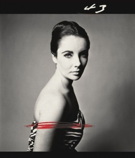 "7_Elizabeth Taylor, photographed by Richard Avedon in New York City in 1958, the year she received an Oscar nomination for ""Cat on a Hot Tin Roof."".jpg"