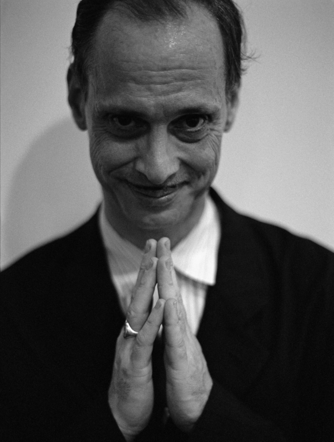 26_John Waters, photo by Mart Engelen,  New York, 1998. © Mart Engelen.jpg