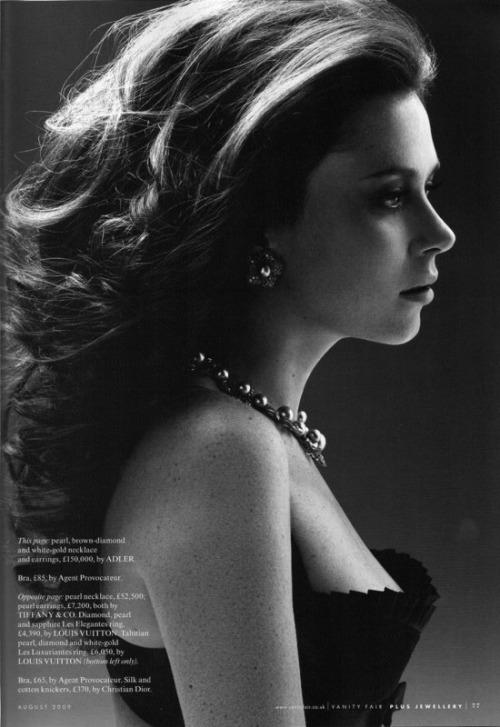 Anna Friel For Vanity Fair