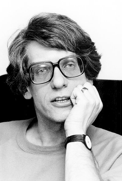12_David Cronenberg photographed by Ron Bull. 1986-1