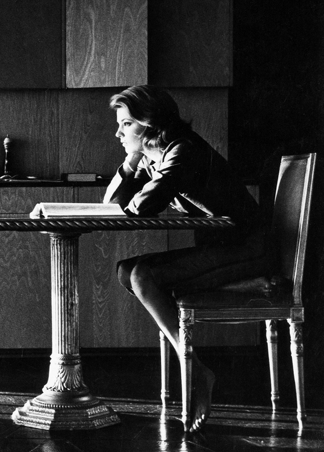 22_Gena Rowlands photographed by Leo Fuchs on the set of The Spiral Road, 1962.jpg