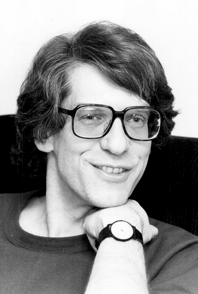 David Cronenberg photographed by Ron Bull. 1986-2