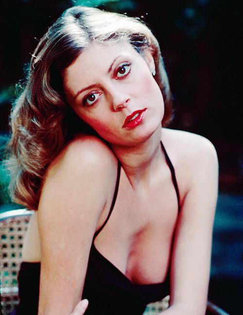Susan Sarandon photographed by Steve Schapiro, 1977.-1