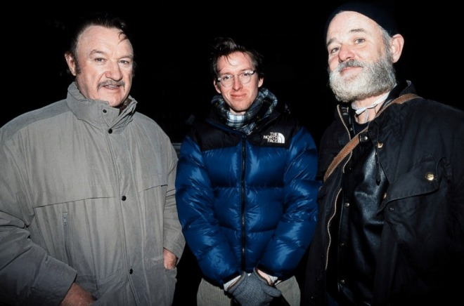 23_Gene Hackman, Wes Anderson & Bill Murray on the set of The Royal Tenenbaums (2001) .jpg