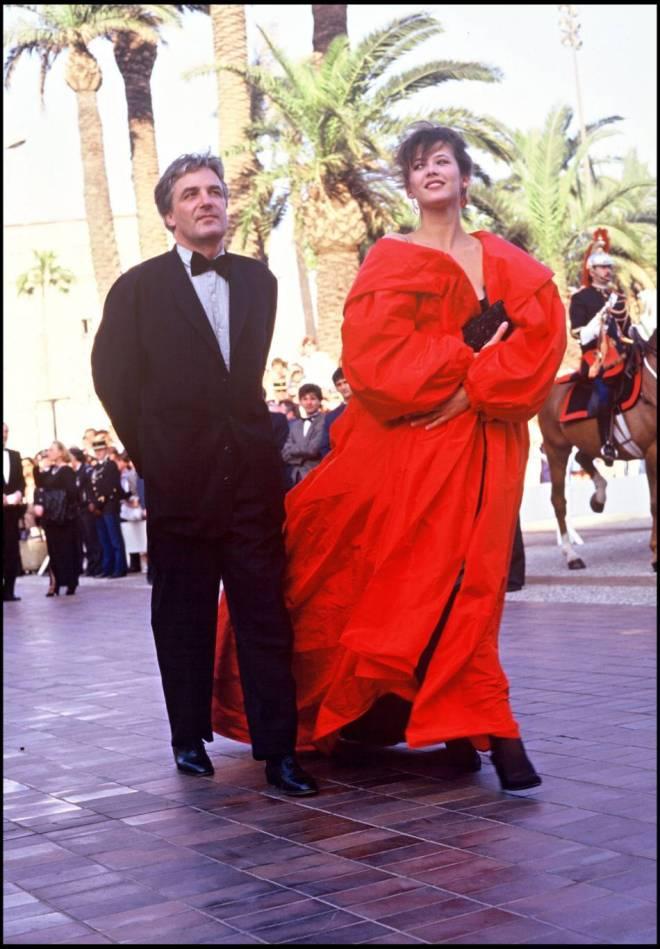 2_Sophie Marceau and Andrzej Żuławski at the Cannes Film Festival, 1987.jpg