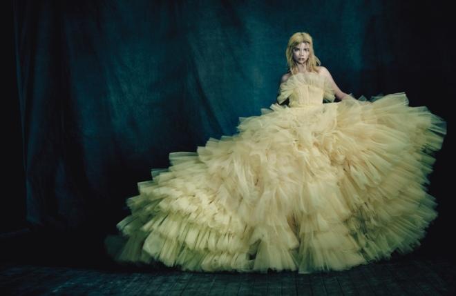Anya Taylor-Joy on W Magazine April 2017 2