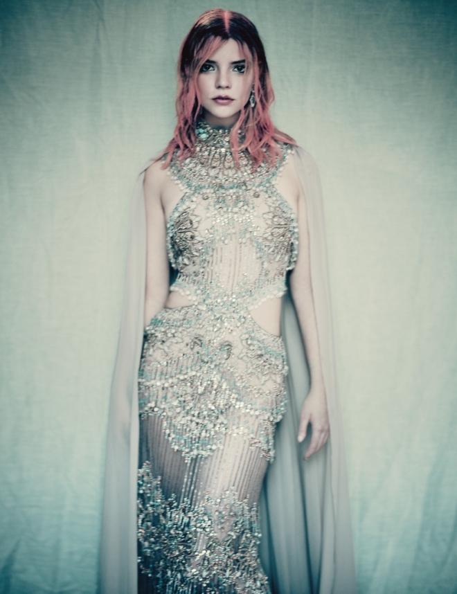 Anya Taylor-Joy on W Magazine April 2017 7