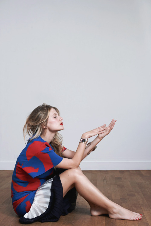 Mélanie Laurent - S Moda Magazine - February 2014-2