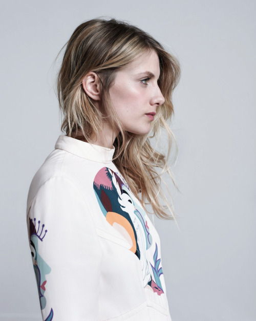 Mélanie Laurent - S Moda Magazine - February 2014-3