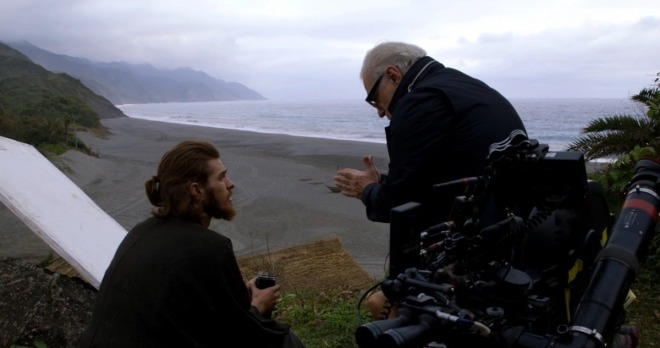 28_Andrew Garfield and Director Martin Scorsese on location in Taiwan during the making of Silence..jpg