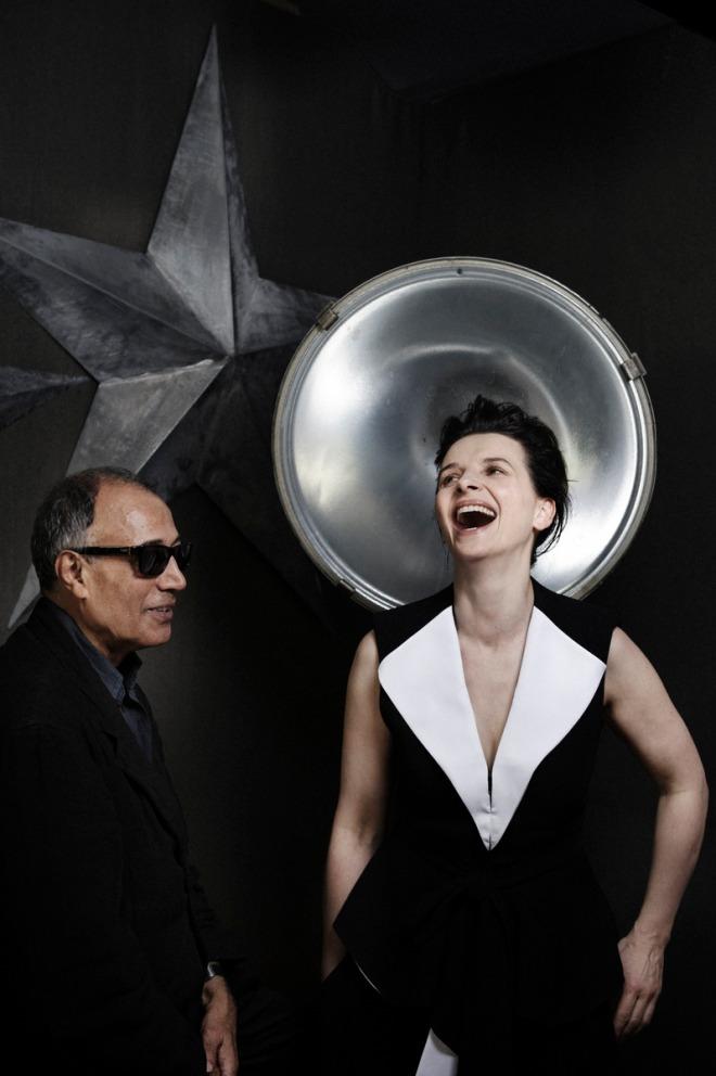 21_Abbas Kiarostami & Juliette Binoche by Antoine Doyen.jpg