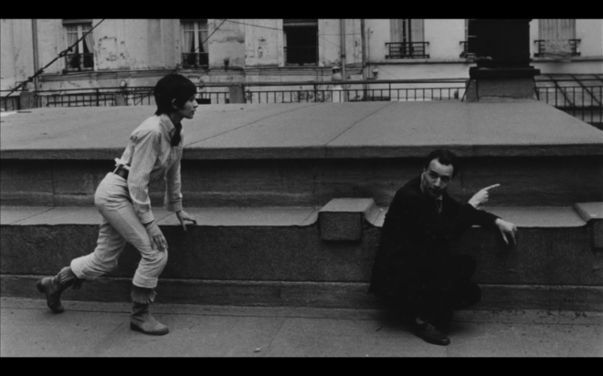 8_Juliet Berto and Jacques Rivette, On  set of OUT 1 (1971) -2.png