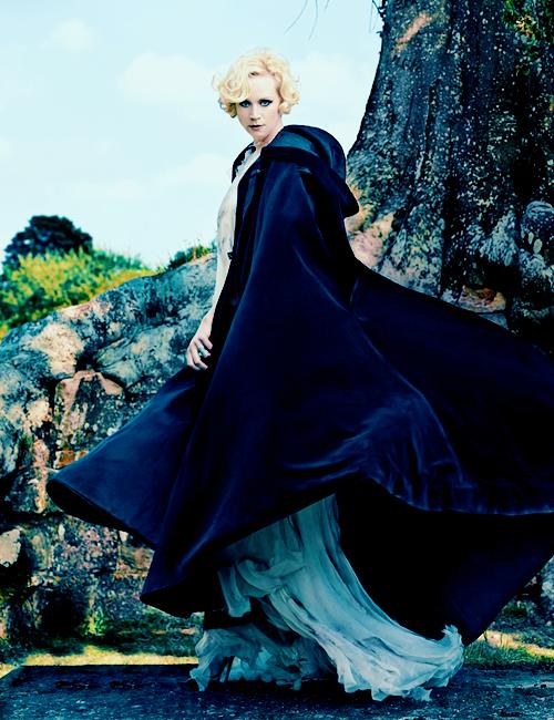 18_Gwendoline Christie by Trent McGinn Harper_s Bazaar December 201402