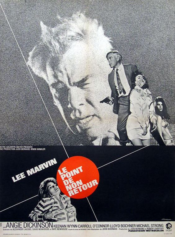 "12_Le Point De Non Retour (1967) aka ""Point Blank"".jpg"
