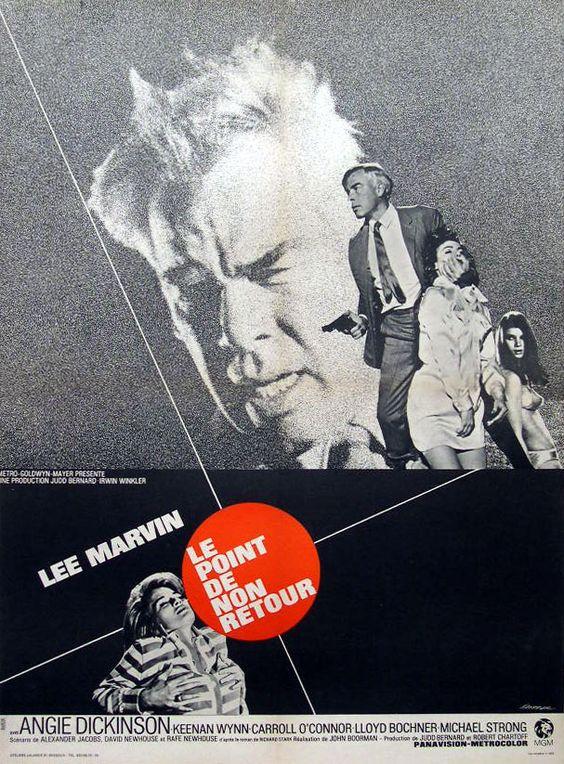 "12_Le Point De Non Retour (1967) aka ""Point Blank"".jpg"