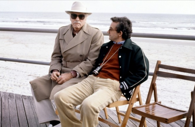 5_Burt Lancaster and Louis Malle on the set of Atlantic City, 1980.jpg