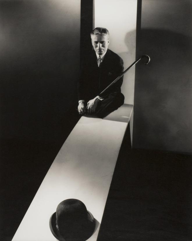 Charles Chaplin, Photographed by Edward Steichen, 1931..jpg