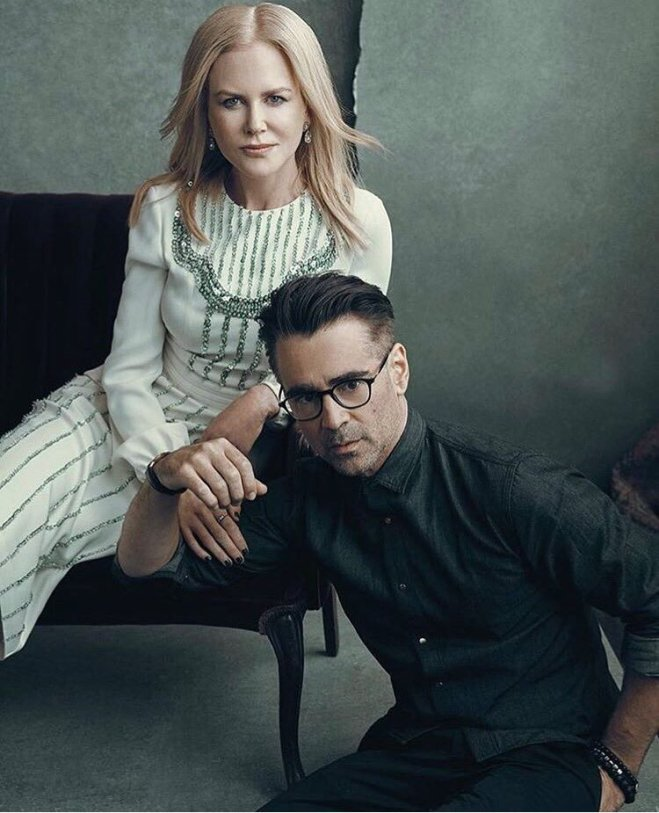 Yorgos Lanthimos, Colin Farrell, Barry Keoghan and Nicole Kidman for The Hollywood Reporter-2.jpg