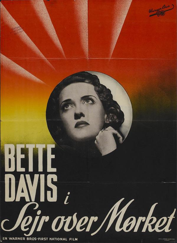 16_Dark Victory (1939). Danish poster..jpg