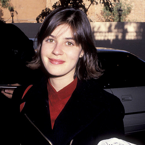 Irene Jacob photographed by Ron Galella-2