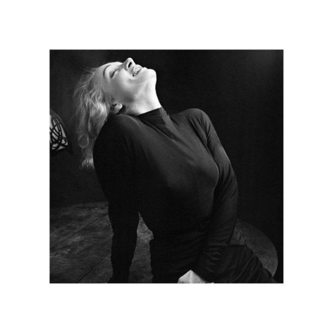 Marlene Dietrich by Milton H Greene,1952-4