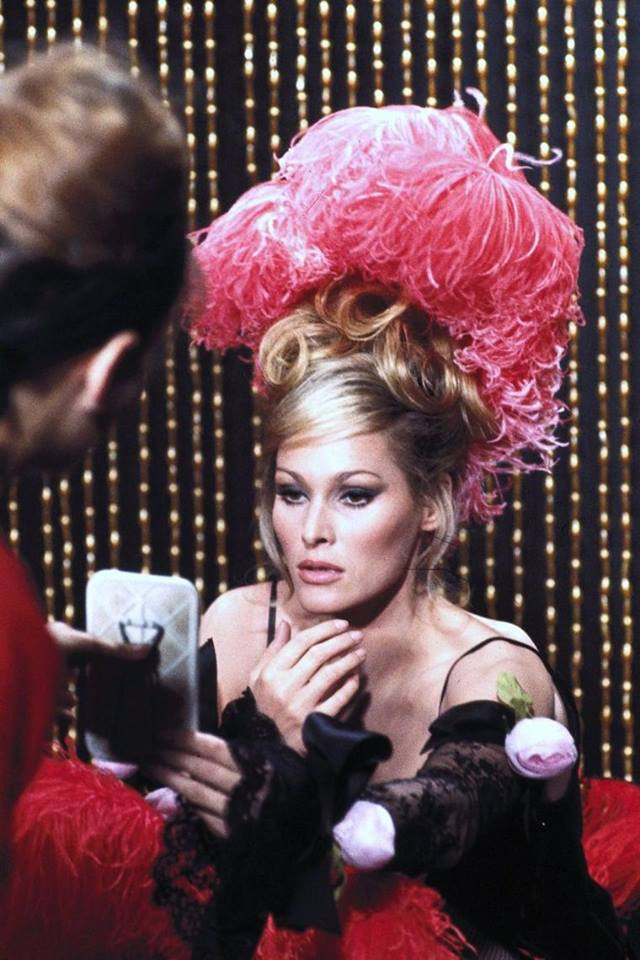 21_Ursula Andress on the set of Casino Royal directed by Val Guest, 1967..jpg