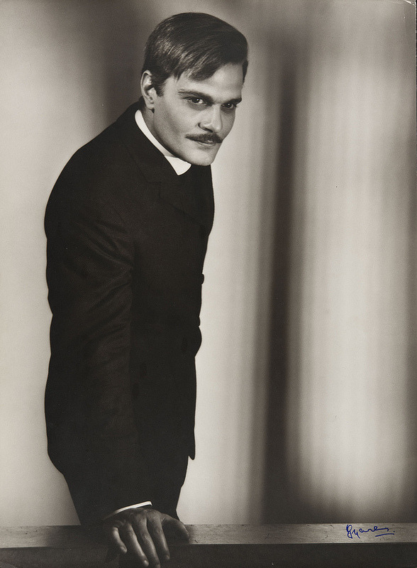 3_Omar Sharif, 1965, Photographed by Juan Gyenes..jpg