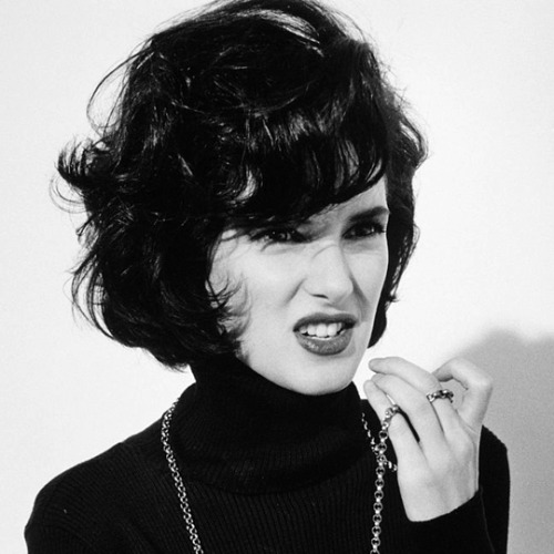Winona Ryder photographed by Michel Haddi 1993-1