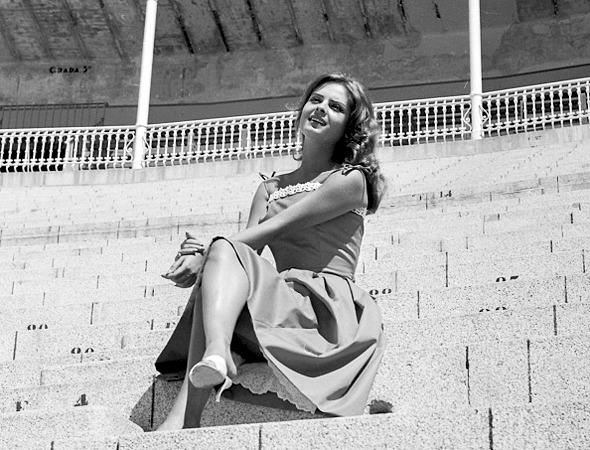 23_Soledad Miranda photographed by Gianni Ferrari, 1966 -1