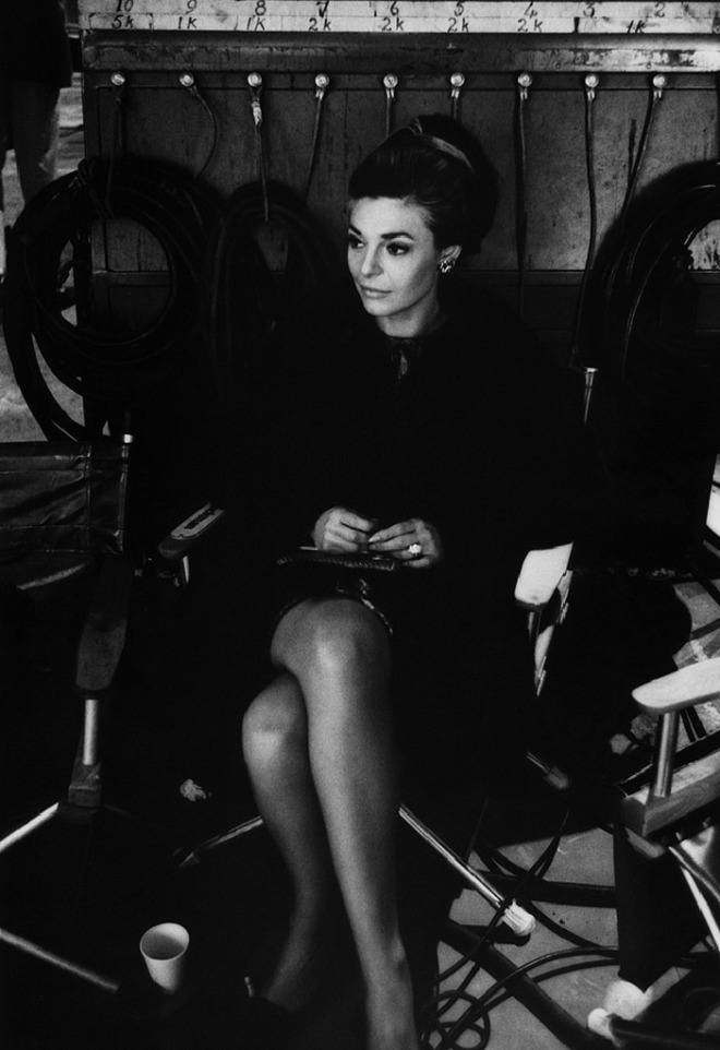 29_Anne Bancroft photographed on the set of The Graduate at Paramount Studios in 1967 by Bob Willoughby..jpg