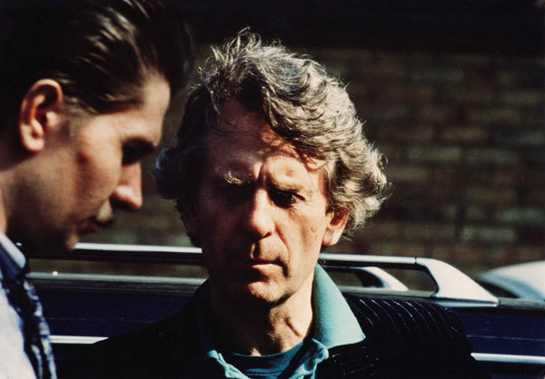 31_Alan Clarke and Gary Oldman on the set of 'The Firm'..jpg