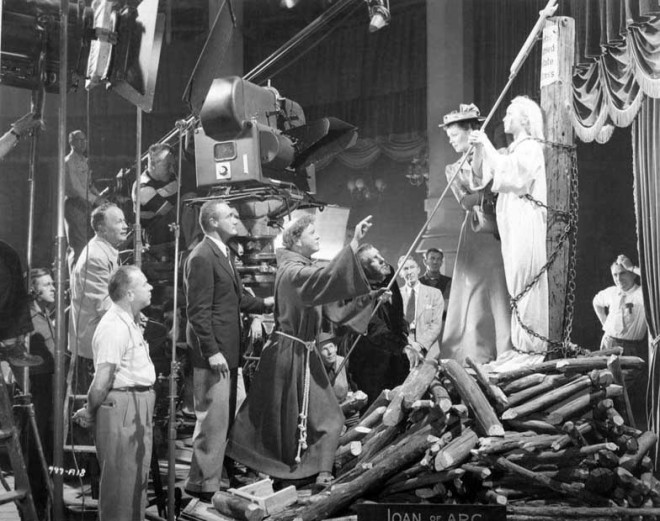 Shooting Andre de Toth's HOUSE OF WAX (1953) .jpg