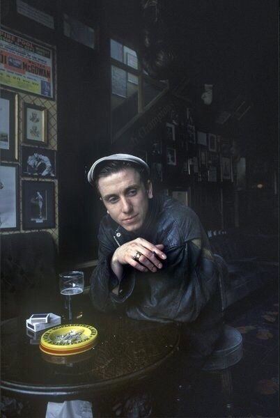 Tim Roth photographed in South London, 1986, by Derek Ridgers.-2