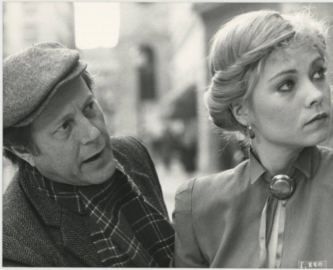 24_Theresa Russell and director Nicolas Roeg on the set of Bad Timing, 1980..jpg