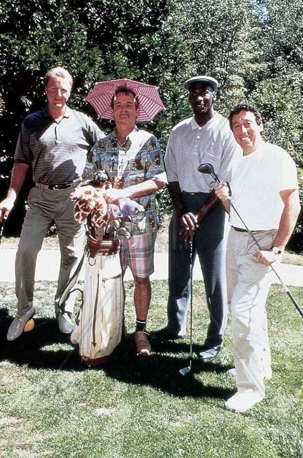 7_Larry Bird, Bill Murray, Michael Jordan and Ivan Reitman on the set of Space Jam..jpg
