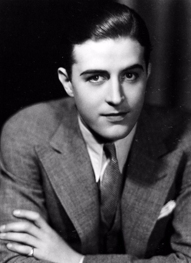10_Ray Milland photographed by Clarence Sinclair Bull, 1930..jpg