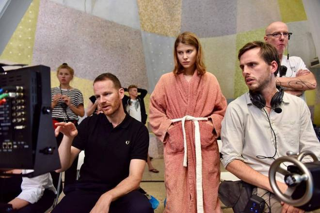 15_Joachim Trier and Eili Harboe, On the set of Thelma-1.