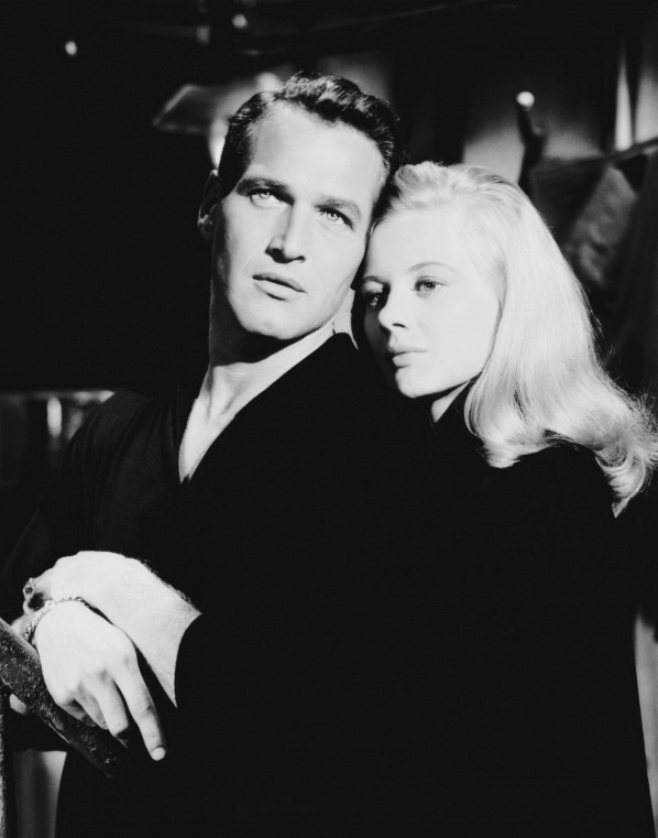 4_Paul Newman and Shirley Knight in a publicity photo for Sweet Bird of Youth  (Richard Brooks, 1962).jpg