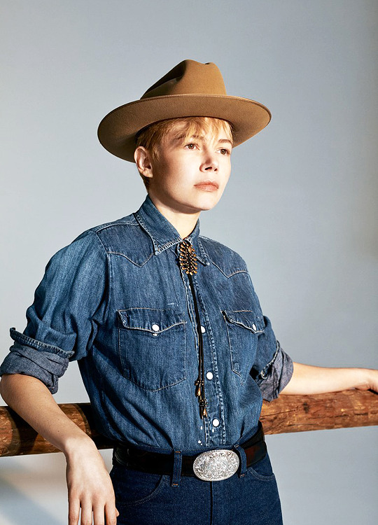 Michelle Williams photographed by Collier Schorr for Vanity Fair-4