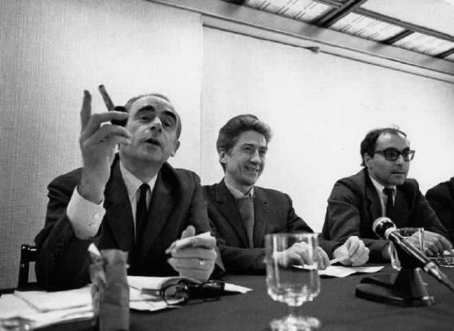22_Henri-Georges Clouzot, With Alain Resnais and Jean-Luc Godard in 1968..jpg