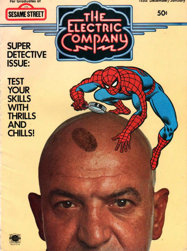 2_Telly Savalas Vintage Magazine - Electric Company Magazine #021 (Dec1975).jpg