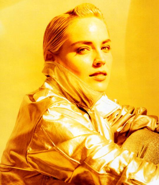 4_Sharon Stone photographed by Phillip Dixon || 1991.jpg