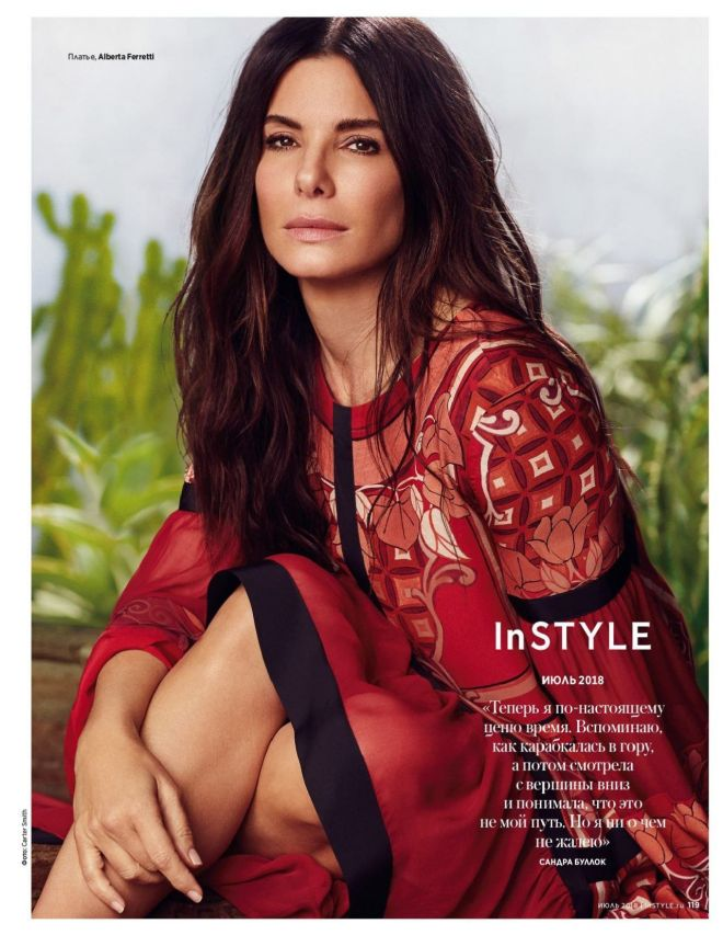 Sandra Bullock's photoshoot for 'Instyle Russia-1.jpg