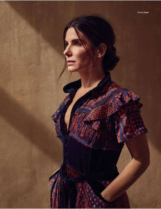 Sandra Bullock's photoshoot for 'Instyle Russia-2.jpg