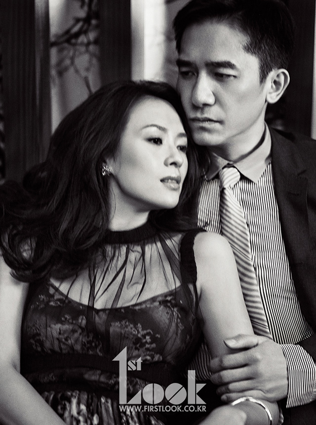 12_Zhang Ziyi & Tony Leung for First Look Vol. 47-1